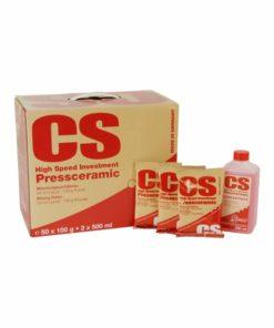 CS High Speed – Πρεσαριστή πορσελάνη